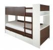 Mẫu giường tầng gỗ MDF - VGT 4